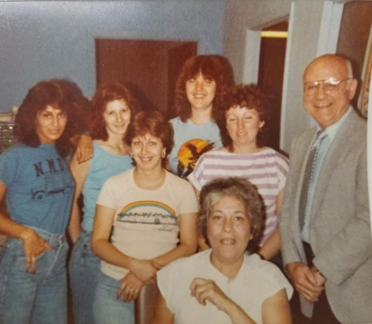 Fund Office Staff Early 1980's