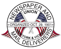 Newspaper and Mail Deliverers Union. NMDU