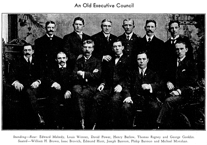 An Old Executive Council